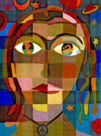 Global Art Project For Peace Project Description